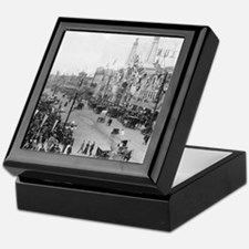 Coney Island Strets 1826595 Keepsake Box