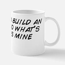I'm gonna build an empire, so what Mug