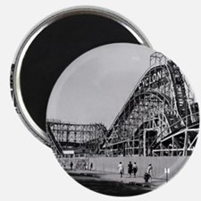 Coney Island Cyclone Roller Coaster 1826587 Magnet