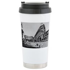 Coney Island Cyclone Ro Travel Mug