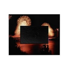 Fireworks - GG Bridge Picture Frame