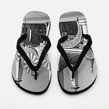 Luna Park Coney Island 1826629 Flip Flops