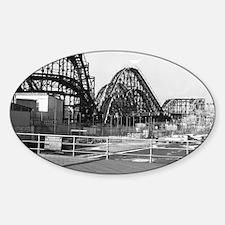 Coney Island Roller Coaster 1826616 Decal