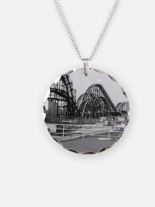 Coney Island Roller Coaster  Necklace