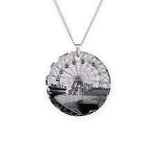 Coney Island Amusement Rides Necklace