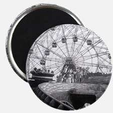 Coney Island Amusement Rides 1826612 Magnet