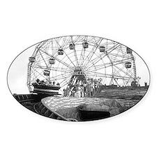 Coney Island Amusement Rides 182661 Decal