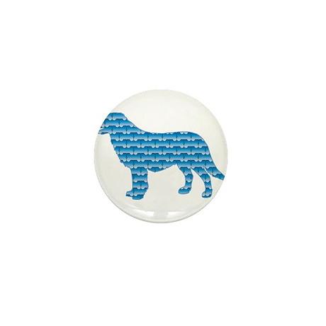 Bone Kooiker Mini Button (10 pack)