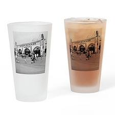 Steeplechase on Coney Island 182658 Drinking Glass