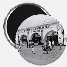Steeplechase on Coney Island 1826580 Magnet