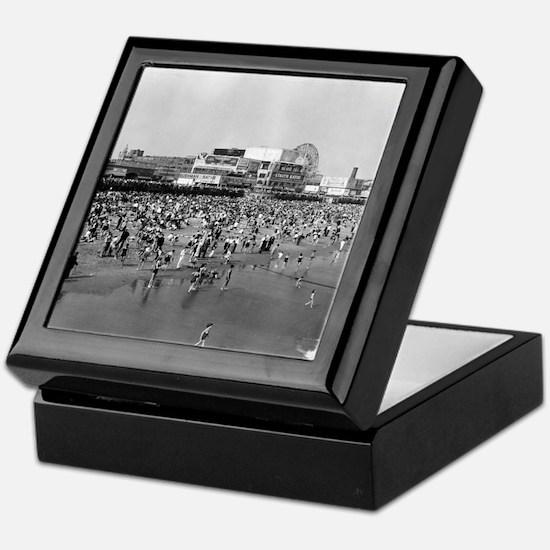 Coney Island Brighton Beach 1826584 Keepsake Box