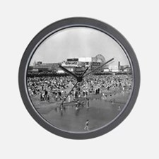 Coney Island Brighton Beach 1826584 Wall Clock