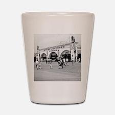 Steeplechase on Coney Island 1826580 Shot Glass