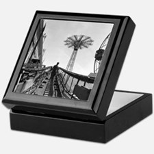 Coney Island Roller Coaster 1826597 Keepsake Box