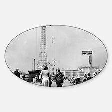 Coney Island Parachute Jump 1826579 Decal