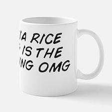 Ambrosia rice pudding is the nicest thi Small Small Mug