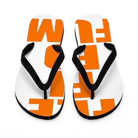 FEE FI FO FUM Flip Flops