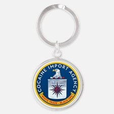 CIA Keychains
