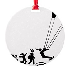 Kiteboarding-AAI1 Ornament