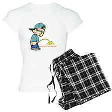Piss on MS Pajamas