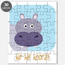 Hip Hip Hooray Puzzle