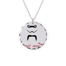All Great Men Necklace