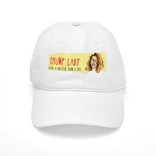 chumpladybanner2 Baseball Cap