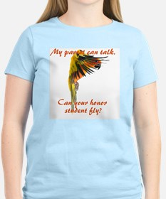 Sun Conure my parrot can fly T-Shirt