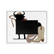 Bull Rider Picture Frame