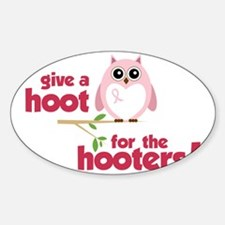 Give A Hoot Decal