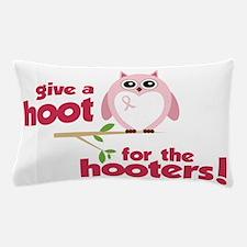 Give A Hoot Pillow Case