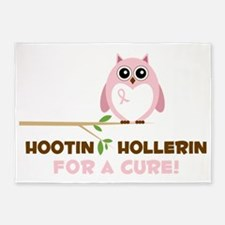 Hootin Hollerin 5'x7'Area Rug