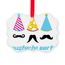 Mustache Party Ornament