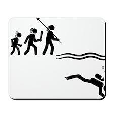 Scuba-Diving-AAH1 Mousepad
