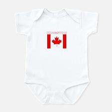 Kingston, Ontario Infant Bodysuit