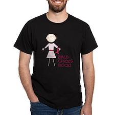 Bald Chicks Rock T-Shirt