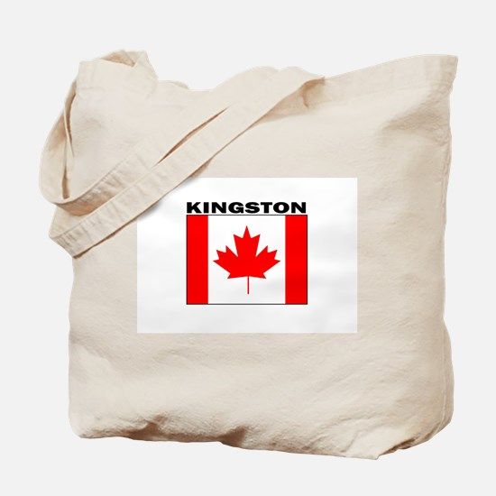 Kingston, Ontario Tote Bag