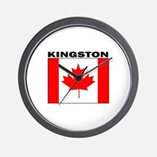 Kingston, Ontario Wall Clock