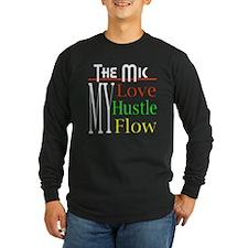 The Mic My Love Hustle Flow T
