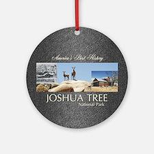 ABH Joshua Tree Round Ornament