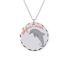 Dolphin Trainer Necklace