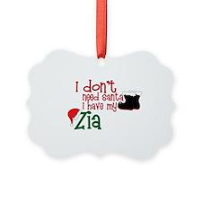 I Have My Zia Ornament
