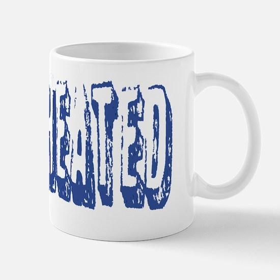 KIRK CHEATED 1. Mug