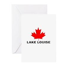 Lake Louise, Alberta Greeting Cards (Pk of 10)