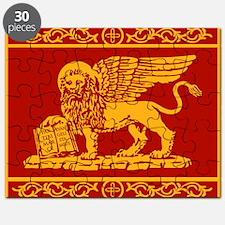 venetian flag rug Puzzle
