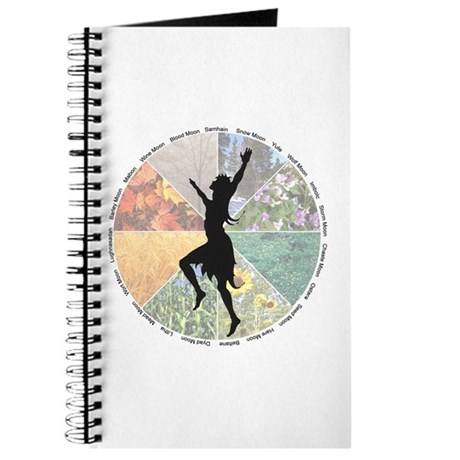 Dancing the Wheel of the Year Journal