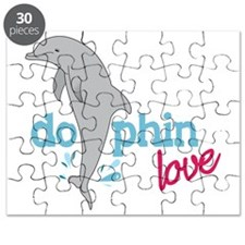 Dolphin Love Puzzle