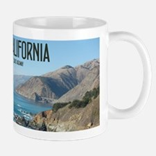 California Pacific Coas Stainless Steel Trave Mugs