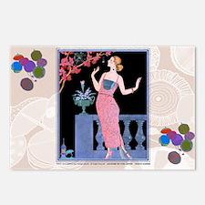 1 JAN ARAIGNEE DU SOIR BA Postcards (Package of 8)