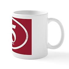 15 Championships Small Mug